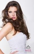 Shauny B. Miss Noord-Brabant 2012 (2nd RU)