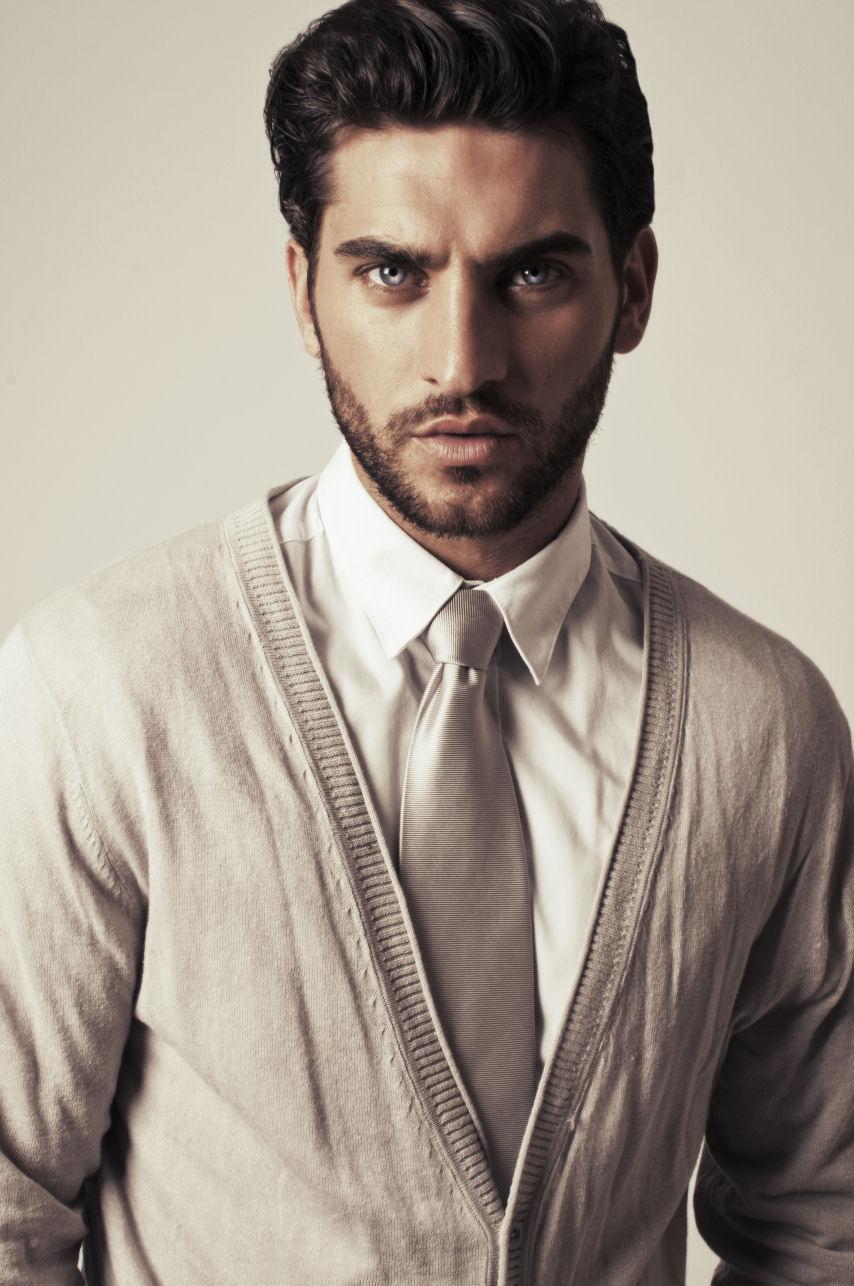 mannen model  dans  acteur
